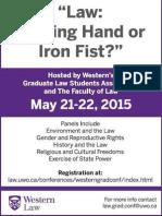 2015 Interdisciplinary Graduate Student Conference