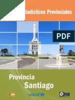 Perfil Estadístico Provincial. Provincia Santiago