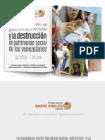 Cedice Destruccion Patrimonio Social 2003_2014