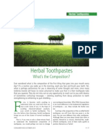 Herbal Toothpastes 13