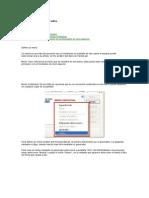 Definir Un Menú en Visual FoxPro