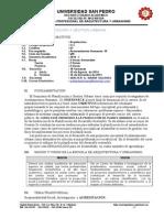 - Silabo Planificacion y Gestion Urbana - 2