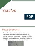 Fissuras - Tti