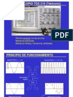 Manual Osciloscopio TDS 210