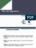 3 Rol Del Ingeniero