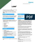 TDS - Masterflow 928 T