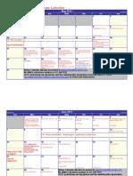 2015 ffa summer calendar