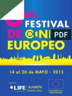 Programa Festival Europeo