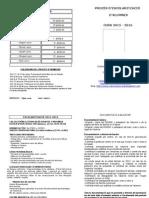 Escolarització 2015-2016. Informació del centre.