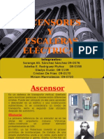 Ascensores y Escaleras Electricas