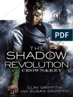 The Shadow Revolution by Clay Griffith and Susan Griffith, 50 Page Fridays