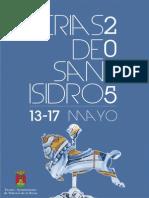 Programa Ferias Mayo 2015