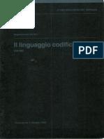 Il linguaggio codificato (CS 88)