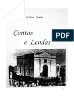 Contos e Lendas - Leda Saraiva Soares, 1995