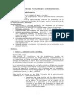 Organizacion Y Administración de Empresas