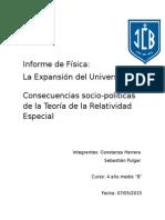 Informe de FÃ-sica PD