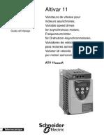Manual de Usuario ATV11 ESP