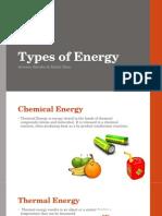 types of energy (2)