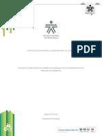 Estructura de Proyectos Formativos Para Los Aprendices 2015