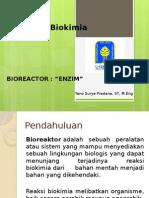 Bioreaktor Enzim