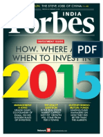 Forbes - February 6 2015 In