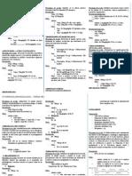 Otorrinolaringologia farmacos