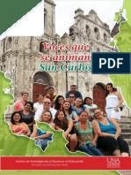 informe de pasantia en nicaragua