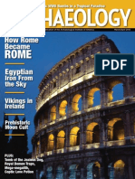 Archaeology Magazine - April 2015
