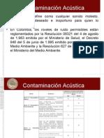 7. Contaminacion Acustica