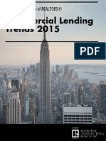 Commercial Lending Trends Survey 2015-05-08