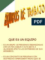 EQUIPOS DE TRABAJO.ppt