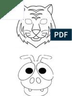 Animal Masks Year1 260215