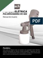 Manual Hv400