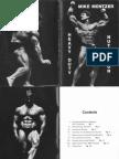 Mike Mentzer - Heavy Duty Nutrition - Bodybuilding