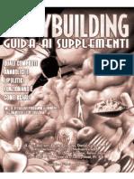 Bodybuilding - Guida Ai Supplementi