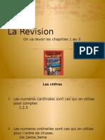 Revision de classe de  Français