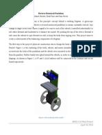 reverse motorized pendulum
