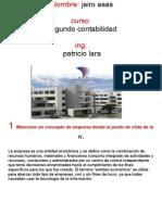 Cuestionario Jairo Asas