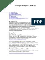 Tutorial de Instalação Do Apache