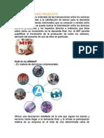 Matriz de Insumo Producto (1)