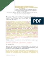 Dispositivo vestible para la evaluación clínica  cuantitativa de alteraciones de la marcha y el equilibrio