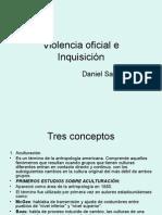 Violencia Oficial e