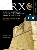 ARX Military Architecture and fortification