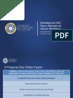 1. Estratégia Da CMC Para o Mercado de Valores Mobiliários_Archer Mangueira