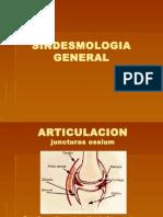 Sindesmologia General