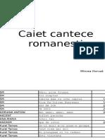 Cantece Romanesti 2014 Telefon