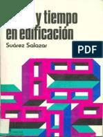 COSTO Y TIEMPO EN EDIFICACION (CARLOS SUAREZ SALAZAR).pdf