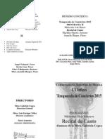 Temporada de Conciertos 2015_programa i