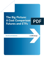 A Cost Comparison of Futures and Etfs
