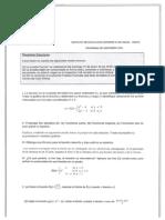 Soluciones Evaluaciones Parciales y Evaluacion Final Calculo Diferencial